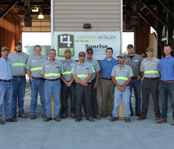 Sunrise Cooperative Facilities Achieves Year Four Certification in 4R Nutrient Stewardship