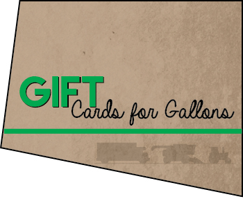 November Begins Gifts Cards for Gallons